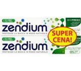 Zendium BioFresh zubná pasta s fluórom prináša až 12 hodín svěžejšího dychu, bojuje proti zápachu z úst 2 x 75 ml, doupack