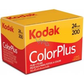 Kodak Color Plus Kinofilm 200 135/24 1 kus