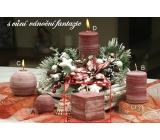 Lima Wellness Vianočné fantázie aróma sviečka kocky 65 x 65 mm 1 kus