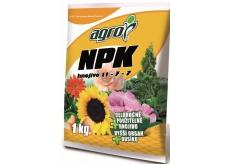Agro NPK univerzálne hnojivo 11-7-7 1 kg