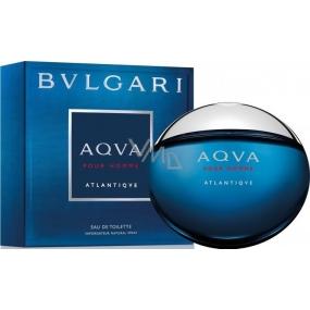 Bvlgari Aqva pour Homme Atlantiqve toaletná voda 100 ml