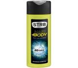 Str8 6G Force sprchový gel na tělo a vlasy pro muže 400 ml