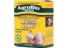 AgroBio Zdravý česnek Plus máčení sadby 10 g + 50 ml na 1 kg sadby česneku