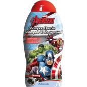 Marvel Avengers 2v1 sprchový gel a šampon na vlasy 250 ml