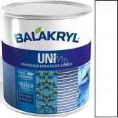 Balakryl Uni Mat 0100 Biela univerzálna farba na kov a drevo 700 g