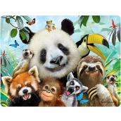 Prime3D magnet - Zoo Selfie 9 x 7 cm