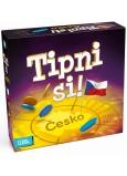 Albi Tipni si Česko společenská párty hra pro 3-6 hráče, doporučený věk od 12+