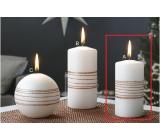 Lima Exclusive sviečka medená valec 50 x 100 mm 1 kus