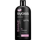 Syoss Shine Boost šampon pro normální a oslabené vlasy 500 ml