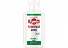 Alpecin Medicinal koncentrovaný šampón na mastné vlasy 200 ml