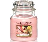 Yankee Candle Fresh Cut Roses - Čerstvo narezané ruža vonná sviečka Classic strednej sklo 411 g
