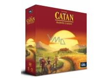 Albi Catan Osadníci z Katanu strategická společenská hra pro 3 - 4 hráče, doporučený věk od 10+