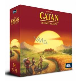 Albi Catan Osadníci z Katanu strategická spoločenská hra pre 3 - 4 hráčov, odporúčaný vek od 10+