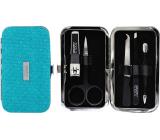 Gabriella salva Tools Manicure Kit Blue manikúra 5 dielna sada tyrkysová