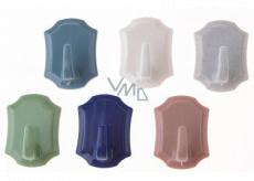 Plastic Nova háčik farebný samolepiace Erb 2 kusy