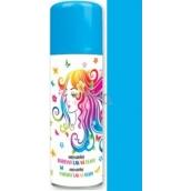 Anjel zmývateľné farebný lak na vlasy svetlo modrý 125 ml