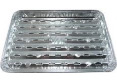 Alufix Grilovací misky hranaté 340 x 230 mm 3 kusy