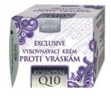 Bion Cosmetics Exclusive & Q10 vyrovnávací krém proti vráskam 51 ml