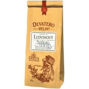 Grešík Devätoro bylín Ľadvinový čaj sypaný 50g