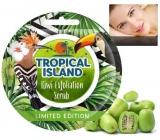 Marion Tropical Island Kiwi peelingová exfoliační pleťová maska 10 g