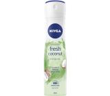 Nivea Fresh Coconut antiperspirant dezodorant sprej pre ženy 150 ml