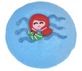 Bomb Cosmetics Morská panna - Mermaid For Each Other Šumivý balistik do kúpeľa 160 g