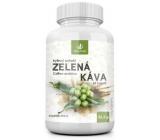 Allnature Zelená Káva bylinný extrakt k zvýšeniu metabolizmu a kapacity vytrvalostného výkonu doplnok stravy 60 kapslí