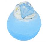 Bomb Cosmetics Diamant - Diamonds Are Forever Šumivý balistik do kúpeľa 160 g