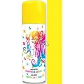 Anděl Smývatelný barevný lak na vlasy žlutý 125 ml