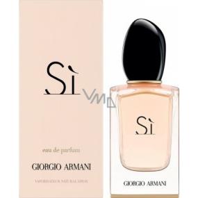 Giorgio Armani Sí parfémovaná voda pro ženy 100 ml