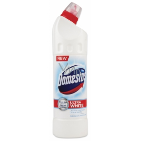 Domestos 24h White & Shine tekutý dezinfekčný a čistiaci prípravok 750 ml