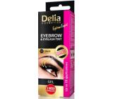 Delia Cosmetics Henna Tint gél na zafarbenie obočie 1.0 čierna 1 kus