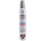 Vitale Exclusively Professional farbiace penové tužidlo Mahogany - Mahagon 200 ml