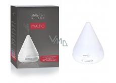 Millefiori Milano Hydro Pyramída Ultrazvukový difuzér sklenený - Moderné prevoňanie a zvlhčenie vzduchu