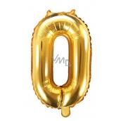 Balónik nafukovacie číslo 0, 35 cm fóliový