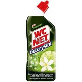 Wc Net Gelcrystal Citrus Fresh wc gélový čistič 750 ml