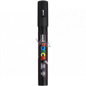 POSCO Univerzálny akrylátový popisovač 1,8 - 2,5 mm Čierna