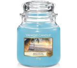 Yankee Candle Beach Escape - Únik na pláž vonná sviečka Classic strednej sklo 411 g
