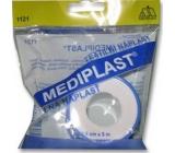 Mediplast textilná náplasť cievka 2,5 cm x 5 m 1 kus
