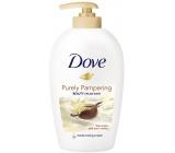 Dove Purely Pampering Bambucké maslo a vanilka tekuté mydlo 250 ml