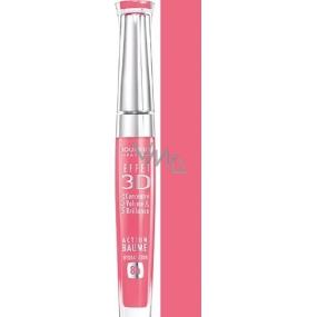 Bourjois 3D Effet Gloss lesk na rty 59 Rose Allégoric 5,7 ml