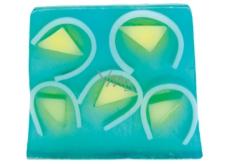 Bomb Cosmetics Čerstvá bavlna - Cotton fresh Prírodné glycerínové mydlo 100 g