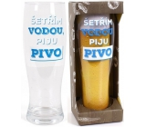 Albi Můj Bar Maxituplák Šetřím vodou, piju pivo 1500 ml