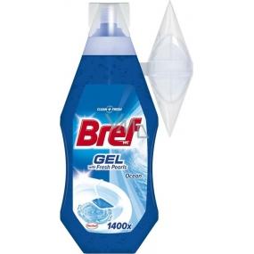 Bref Fresh Pearls WC gél Ocean tekutý záves 360 ml