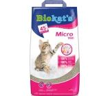 Biokats Micro Fresh Stelivo pre mačky 100% jemný prírodný íl 7 l