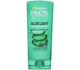 Garnier Fructis Aloe Light vyživujúci kondicionér pre jemné vlasy 200 ml