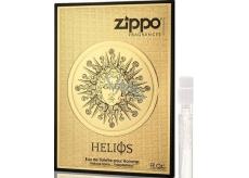 Zippo Helios toaletná voda pre mužov 2 ml, vialky