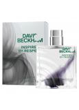 David Beckham Inspired by Respect toaletná voda pre mužov 90 ml