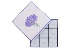 Castelbel Levanduľa mini mydlo 9 x 25 g kozmetická sada