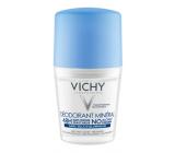 Vichy Mineral 48h deodorant antiperspirant roll-on bez alkoholu pre unisex 50 ml